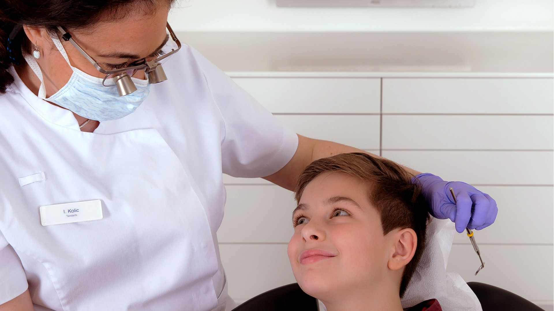 Laurenskwartier Tandheelkunde kinderen behandelen